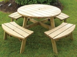 Round Table  Seater